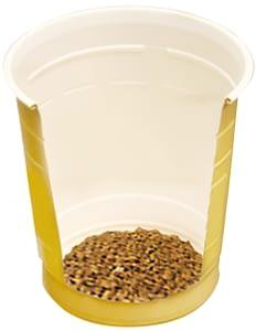 Nescafe Gold Blend DECAFF White Coffee 73mm incup Darenth Klix Vending Machines