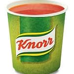 Knorr Tomato Soup - Vending Machine In-cup Drinks Ingredients Refills