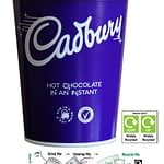 Cadburys Hot Chocolate - Takeaway In-cup Drinks Refills