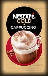 Nescafe Cappuccino - Vending Machine In-cup Drinks Ingredients Refills