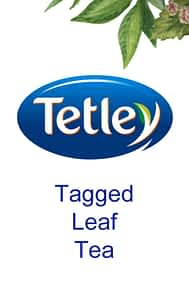 Tetley Tea - Vending Machine In-cup Drinks Ingredients Refills