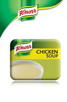 Knorr Chicken Soup - Vending Machine In-cup Drinks Ingredients Refills