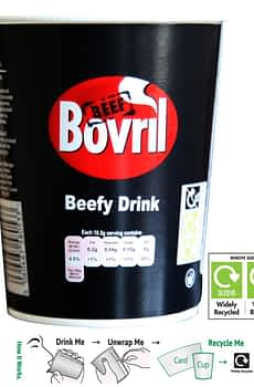 Bovril - Takeaway In-cup Drinks Refills