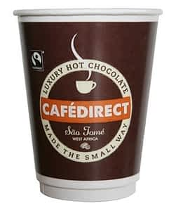 Hot Chocolate - Takeaway In-cup Drinks Refills