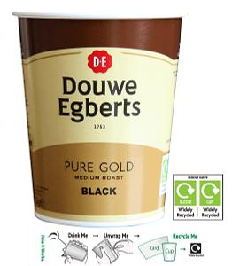 Douwe Egberts Coffee - Takeaway In-cup Drinks Refills