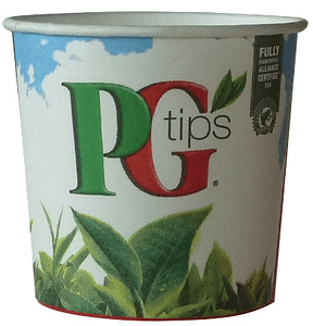 PG Tips -76mm 7oz Paper In-cup Drinks Kenco and MaxPax Machine Refills