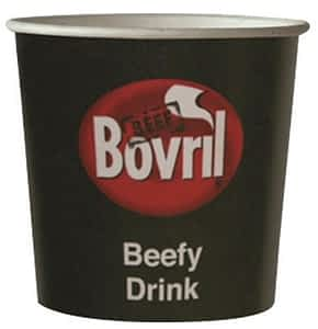 Bovril -76mm 7oz Paper In-cup Drinks Kenco and MaxPax Machine Refills