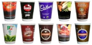 Vending Machine In-cup Drinks Ingredients Refills