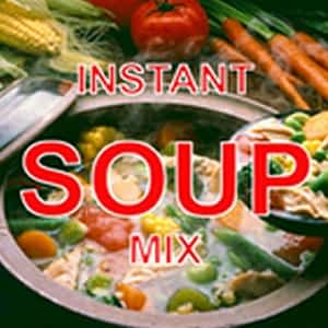 Bulk Instant Soup Mix