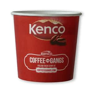 Kenco Coffee -76mm 7oz Paper In-cup Drinks Kenco and MaxPax Machine Refills