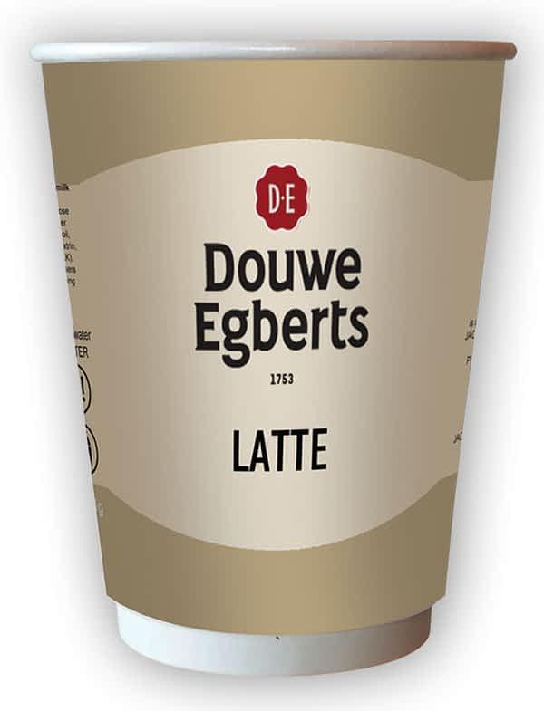 Douwe Egberts Latte